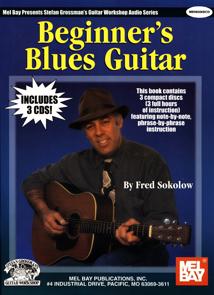 Fingerpicking Blues Guitar Instrumentals Complete Set: Lessons 1-3