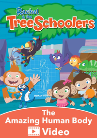 TreeSchoolers - The Amazing Human Body