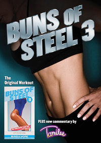 The Buns of Steel and Abs of Steel workouts that we all fell in love with in the 80's & 90's are back and in DVD format. Tamilee Webb's Buns of Steel Collection Volume 2 includes Buns of Steel 5, Abs of Steel 2 and Legs of Steel. This Buns of Steel Collection will help you workout every part of your body and will give you the body you have always wanted.