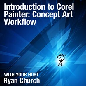 Introduction to Corel™ Painter™: Concept Art Workflow